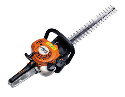 Stihl HS45 18″ Petrol Hedge Trimmer Cutter Double Blade 27.2cc