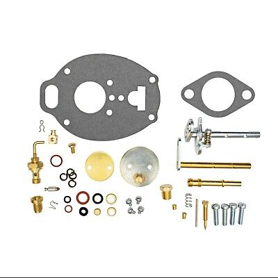 New Comprehensive Carburetor Repair Rebuild Kit Allis Chalmers D17 Marvel TSX871