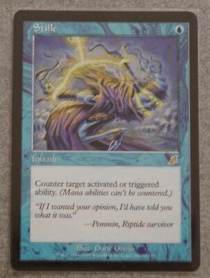 1x Stifle, Scourge, rare, Magic the Gathering