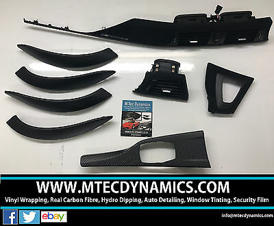 51952250264 Genuine Bmw M Performance Carbon Trim Set F30 F31 F34 F36 3 4 Series
