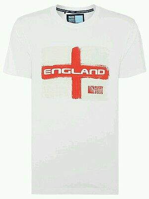 Rugby World Cup 2015 - England tee shirt - 2XL -- Official Product