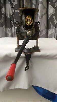 Vintage Spong & Co No1 Coffee Grinder