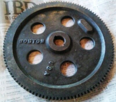 BOSTON GEAR GB116-A  Cast Iron (great for steam punks)