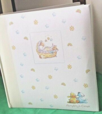 Baby Photo Album UNISEX  200 page Sally Hunter Design - Humpreys Corner Product