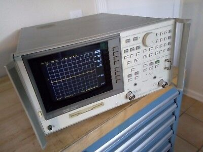 HP 8753D 30kHz - 6GHz Vector Network Analyzer (Guaranteed)