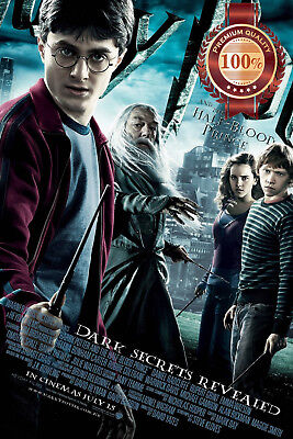 New Harry Potter And The Half Blood Prince Movie Original Print Premium Poster