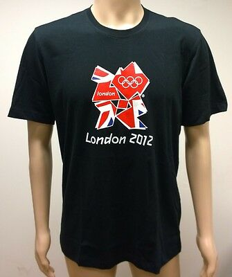 (New) Mens/Womens Official London 2012 Olympics T-Shirt Size: M