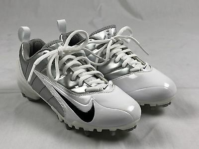 NEW Nike Speedlax 3 - Women's White Soccer/Lacrosse Cleats (Women's 7)