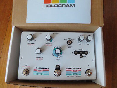 Hologram Infinite Jets Effects Pedal