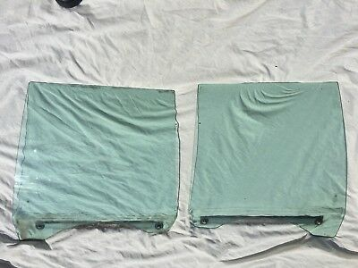 Ford xd/xe/xf Rear Door Glass (pair)