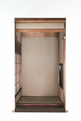 Kakejiku Japanese Scroll wall art Tokonoma(Alcove) tapestry 53x97cm 0898