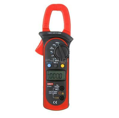 UNI-T UT203 400A DMM AC/DC Digital Auto Range Clamp Multimeter Frequenz Tester