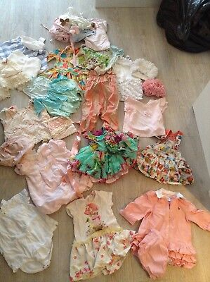 amazing baby girls bundle of clothes 12 months spanish oilily monnalisa