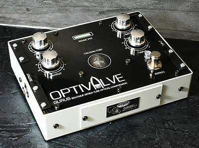 GURUS Optivalve Tube Optical Compressor / DE
