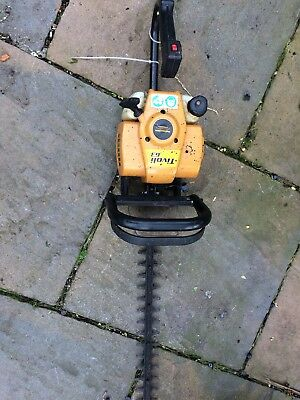 MCcULLOCH TIVLIO 63 hedge trimmer