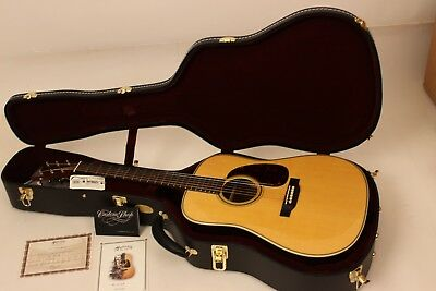 "Martin Guitar HD-28 Vle Eric Clapton "" Dreadnought Adaptation "" Limited Edition"