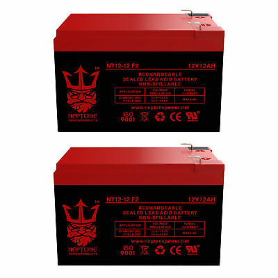 3 Pack Brand Product Mighty Max Battery 12V 15AH Compatible Battery for APC SU1000NET SU1000RM UPS