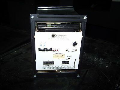 Basler Electric Be1-51 Overcurrent Solid State Protective Relay Module