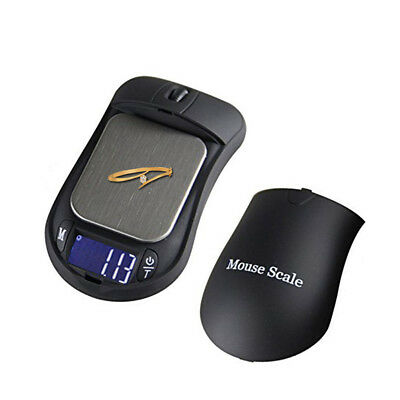 Mini Mouse Digital Pocket Scale Precision Portable Weighing Gold Herbs Jewellery