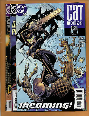 Catwoman 40, 41, & 42 2002 HIGH GRADE NM to NM+