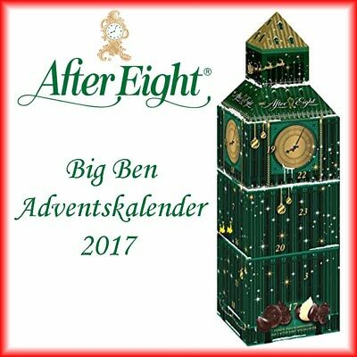 after eight adventskalender big ben 185g. Black Bedroom Furniture Sets. Home Design Ideas