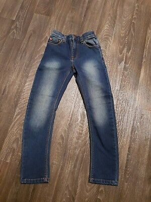 Next straight boys jeans age 8
