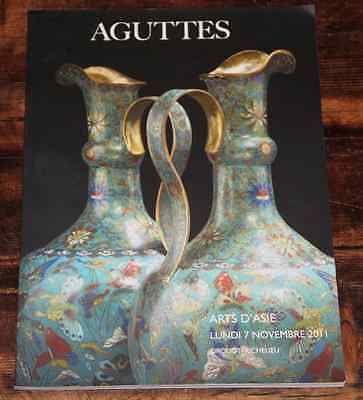 CATALOGUE VENTE 2011 DROUOT PARIS AGUTTES ART D'ASIE Corail Vase Bronze Pierres