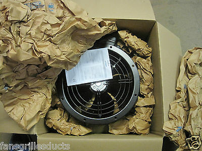 Industrial Cased Axial Extractor Fan 315mm 3 phase 400v high quality  + warranty