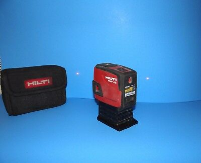 Hilti PMP 45 Multidirectional Laser 5-Point self leveling PMP45