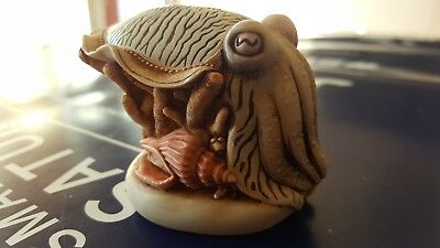 """Harmony kingdom """"never mind the mollusc""""  made in England 2005"""