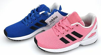 detailing db545 c1139 Adidas Junior Boy Girl Sneaker Shoes Casual Free Time Bb2421 - Bb2420 Zx  Flux C