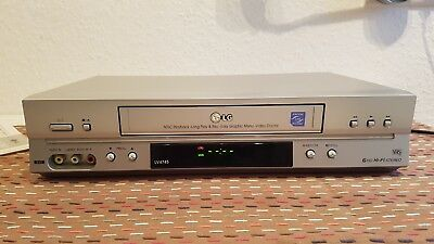 LG LV 4745 ShowView 6HD Stereo Longplay Videorecorder,top, mit Extrazugabe,lesen
