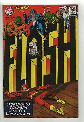 The Flash - No  174 -  1967 - VF+ KEY ISSUE!!