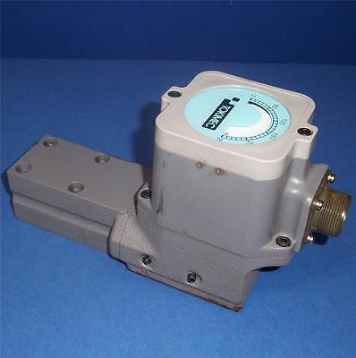 Tokimec / Vickers Hydraulic Digital Relief Valve Assembly D-Cg-02-C-250-20-S4
