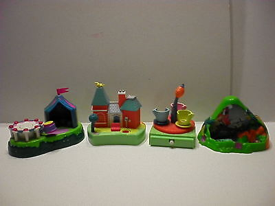 Vintage Polly Pocket Style Disney Magic Kingdom Castle Parts :)