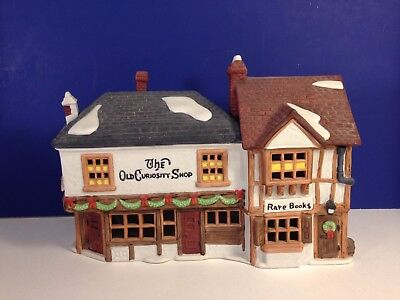 Dept 56 Dickens Village THE OLD CURIOSITY SHOP Building w/ box Combine Shipping!