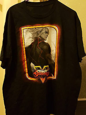 Nerd Block/Gamer Block M - Street Fighter V - T Shirt XL