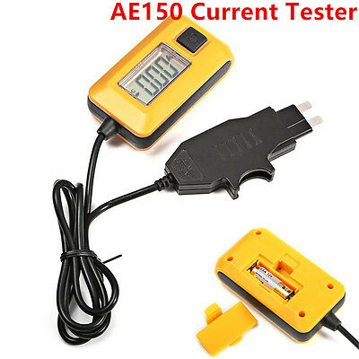 12V 23A Vehicle Auto Car Current Tester Fuse Galvanometer Diagnostic Tool AE150