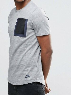 6662c7c33913 Nike Tech Hypermesh Men s Pocket T-Shirt - 776675 091