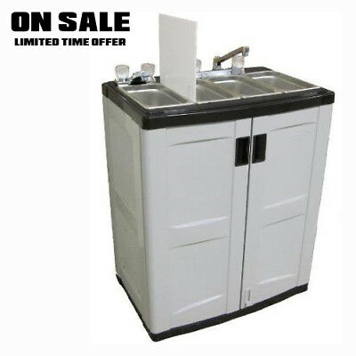 Portable Mobile Sink Self Contained