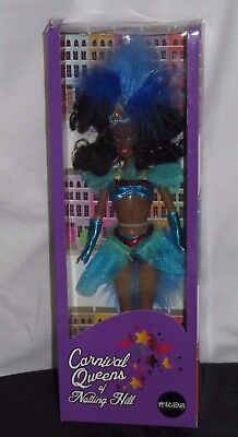 Beautiful Carnival Queens of Notting Hill Fashion Style doll.Precious.New in box
