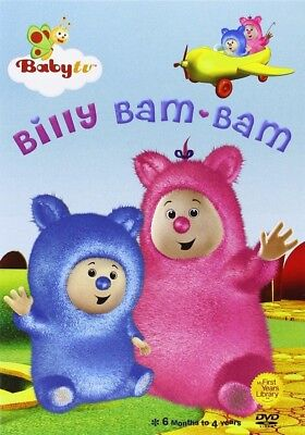 BabyTV DVD Billy BamBam Genuine Fast Free Delivery Premium Quality Brand New