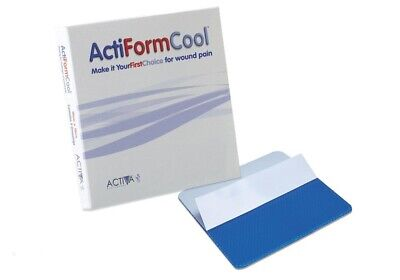 Actiform Cool Hydrogel Wound Dressings for Burns & Scalds 20cm x 20cm x 3
