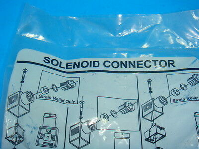 Canfield, Iso Sub-Micro Mini Solenoid Connector NIP, PN, 5300-2010000,