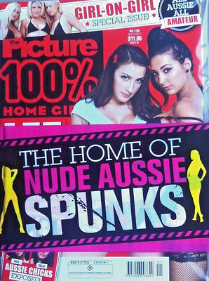 The Picture Magazine 100% Home Girls Issue 108 Nov Dec 2017 Restricted Edition