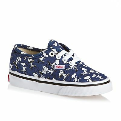 Vans Shoes - Vans Todds Authentic Shoes - Peanuts Snoopy/Skating