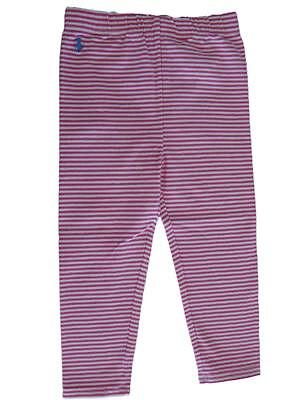 Ralph Lauren polo authentic baby girls small Pony stretch leggings 6,9,12,18,24m