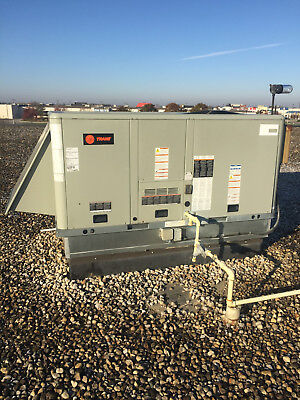 Trane YSC 6 Ton Heating/Cooling Rooftop AHU Used