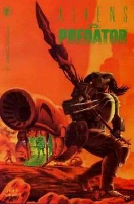 Aliens vs Predator (1990 Ltd) #   1 (VFN+) (VyFne Plus+) Dark Horse ORIG US COMI