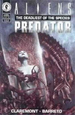 Aliens vs Predator: Deadliest of Species (1993 Ltd #   6 Very Fine (VFN) COMICS